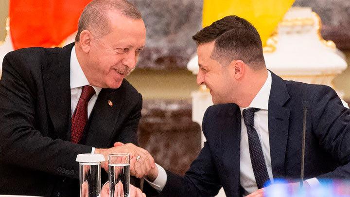 В НАТО через Турцию: Эрдоган захватывает Украину