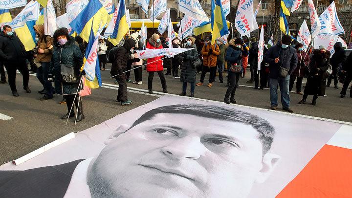 Американцы перестарались. Рабинович против Зеленского: Президент Украины нервничает и воюет со СМИ