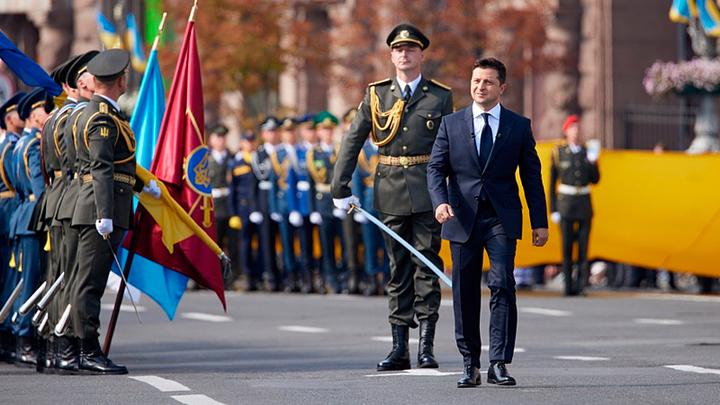 Украина не нужна от слова совсем: Запад не будет за неё воевать