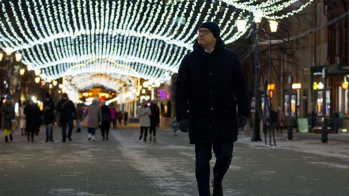 В Челябинске мэрия заплатит 101 млн рублей за обслуживание праздничной иллюминации
