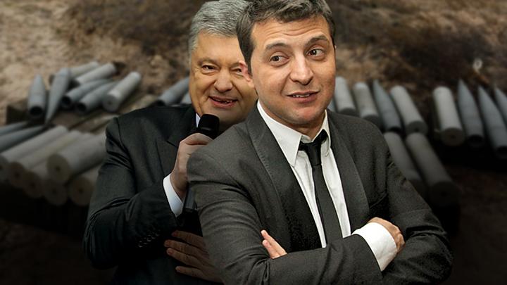Донбасс под ударом: Зачем Зеленский сорвал «хлебное перемирие»