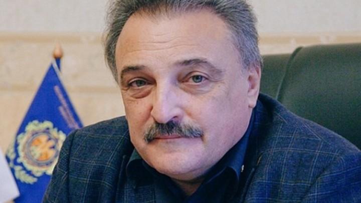 Ректор РГПУ им. Герцена Сергей Богданов освобожден от должности