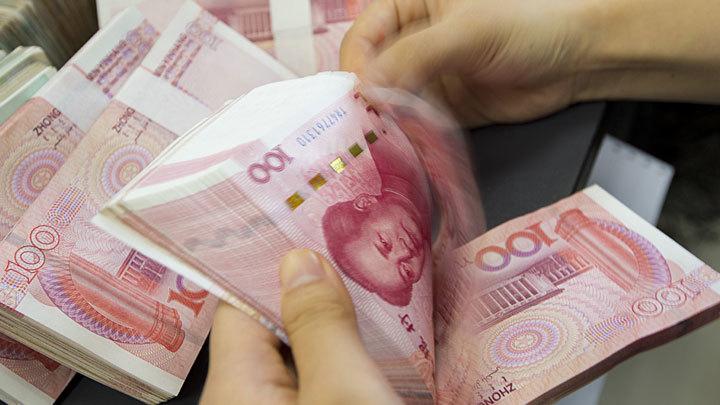 Международные резервы России: На смену доллару США приходит китайский юань