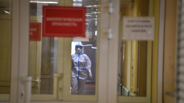 Число больных COVID-19 в Новосибирской области продолжает стремительно расти