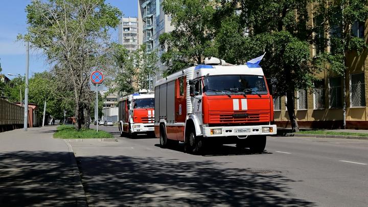 Пожар в Боткинской больнице: Есть погибший