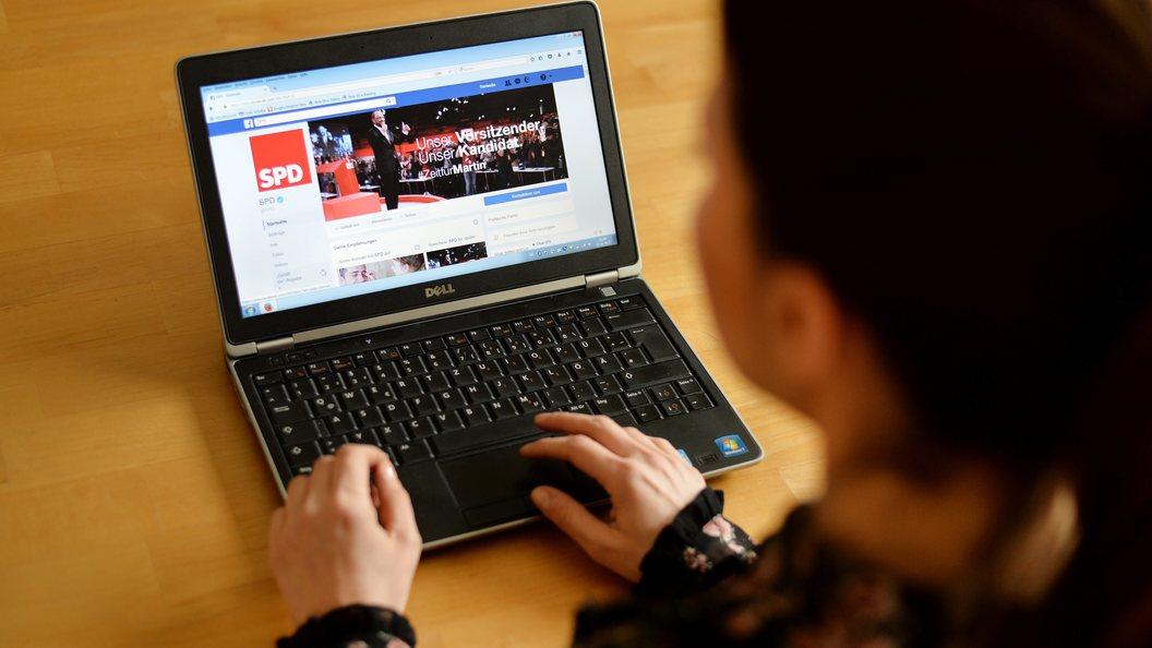 Facebook ввел функцию защиты фотографий от скачиваний