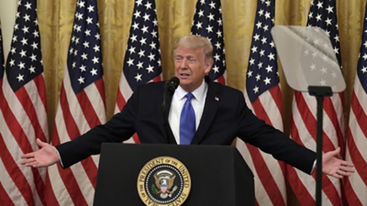 Демократам просьба не беспокоиться? Трамп заранее отказался передать власть