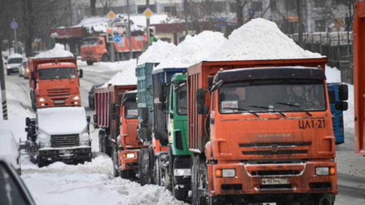 Прокуратура выявила нехватку средств на уборку снега в Новосибирске