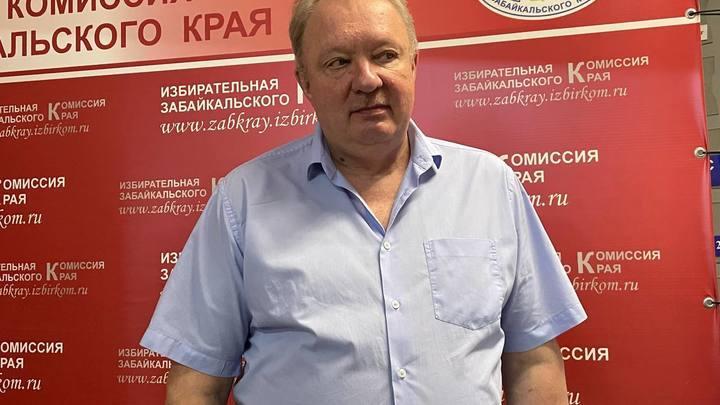 Избирком одобрил договор одного из кандидатов с забайкальскими избирателями