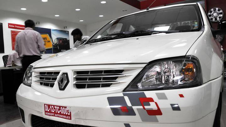 Renault откажется от активных продаж в России моделей Duster и Logan