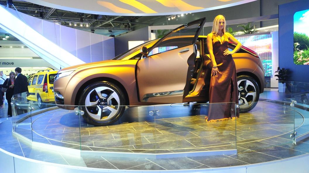 АвтоВАЗ выбрал цвет Lada Vesta, который понравится всем