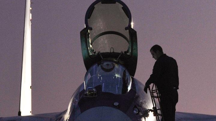 Пилот схвачен: Сирийские боевики сбили Су-22 - СМИ