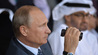 Путин рассказал о новых проектах аэрокосмической отрасли