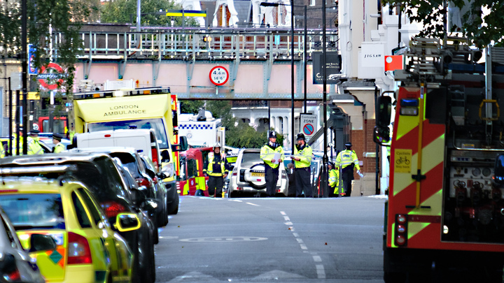 Великобритания замерла в ожидании нового теракта