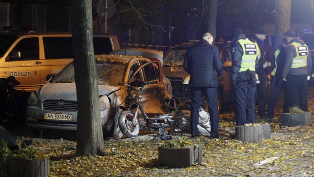 СБУ: Умер еще один раненый при взрыве в Киеве
