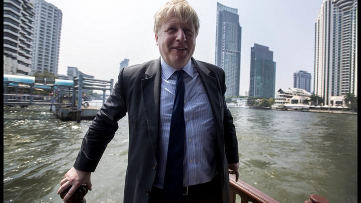 Британия поддержала призыв России не допускать обострения ситуации на Ближнем Востоке
