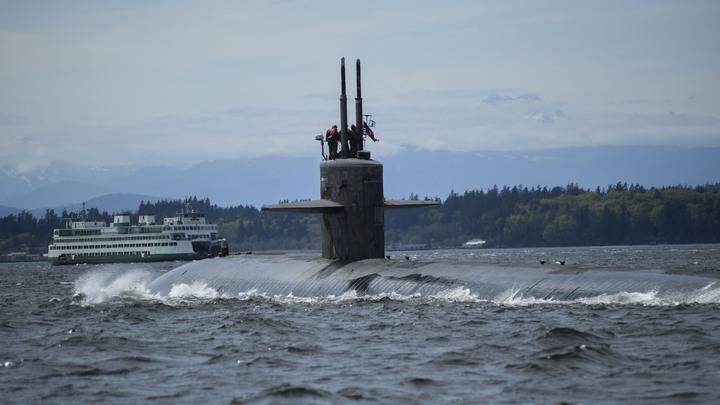 США усилили эскадру в Средиземноморье субмариной с «Томагавками»