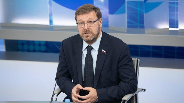А жить-то хочется: Константин Косачев о мотивах украинских провокаций