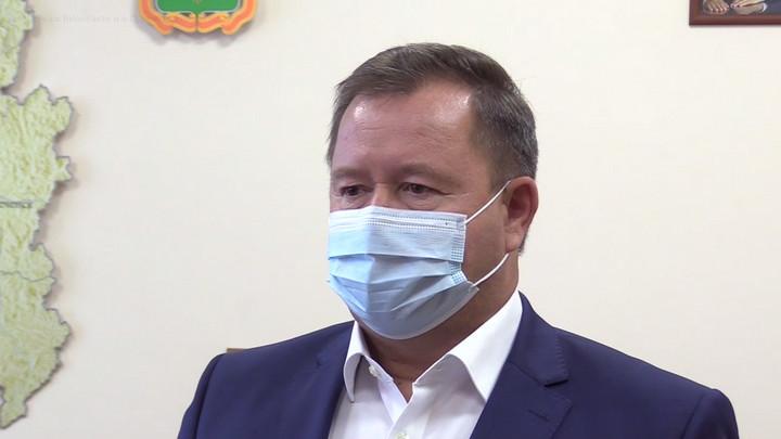 Министр здравоохранения Кузбасса прокомментировал ситуацию с коронавирусом и ОРВИ в регионе