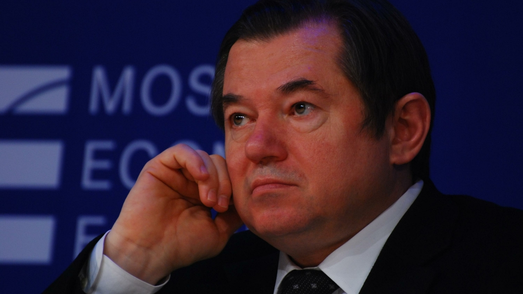 Сергей Глазьев: совет Медведеву 08.05.2018