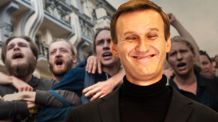 «Без царя в голове»: Провальный план Навального растратит все силы оппозиции зря
