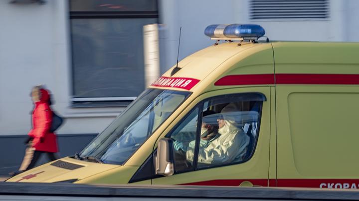 Вблизи от границы с Россией водитель пытался сбежать с места смертельного ДТП