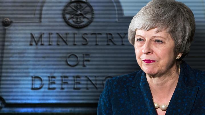 Минобороны Британии готово поддержать Brexit штыками армии