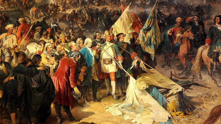 Победа, положившая начало Российской империи