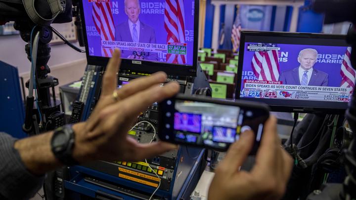 Наблюдатели в США обнаружили 2 млн левых бюллетеней