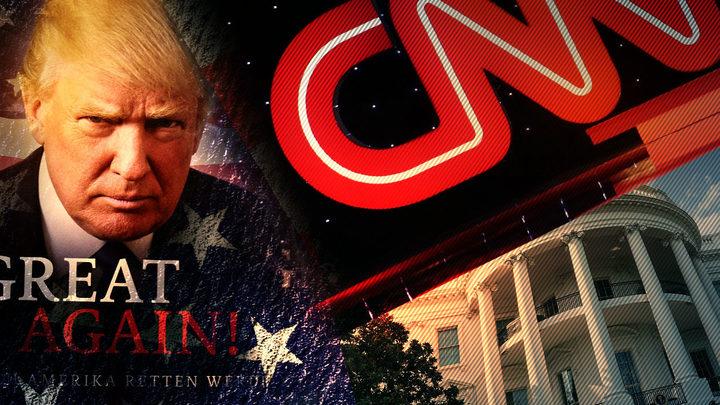 Американские медиа против главы Белого дома