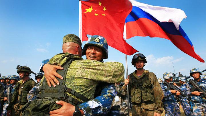 США с тревогой обнаружили русско-китайский союз