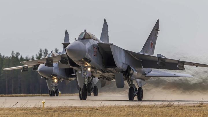МиГ-31БМ стал потрясением для норвежцев: понадобилась помощь психолога