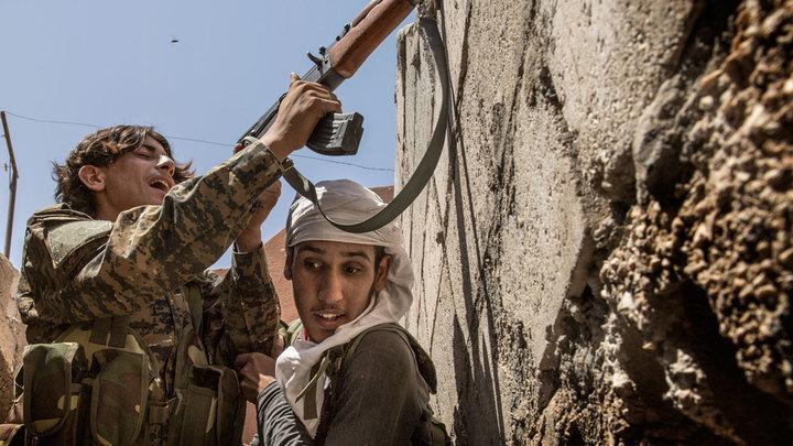 США опять спасли террористов. Для продолжения войны в Сирии