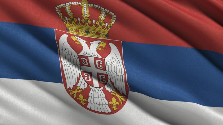 «Сербия сумеет себя защитить»: Близ Белграда была замечена колонна военной техники