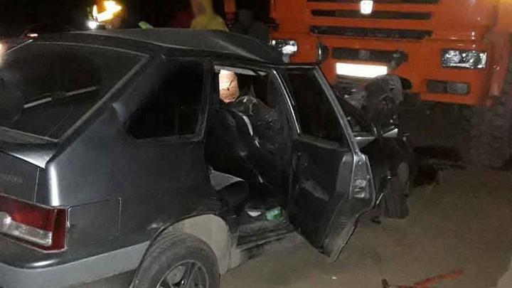 В Ивановском районе в ДТП погиб 55-летний мужчина