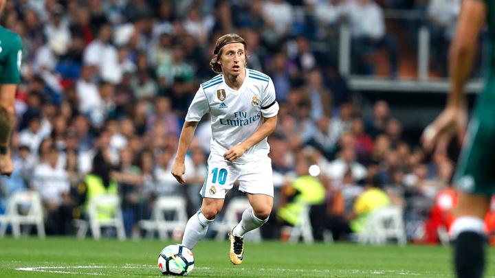 СМИ говорили о желании Модрича уйти из«Реал Мадрида»