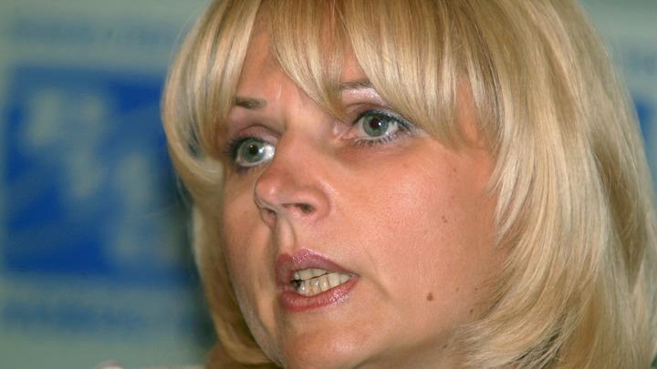 Голикова разрыдалась на заседании Госдумы, где заявили о ее отставке