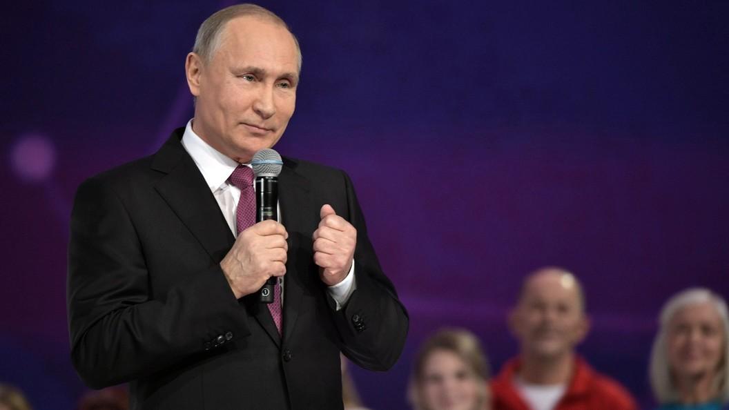 Путин: унас будет наибольший урожай зерновых завсю историю