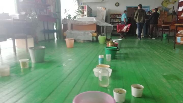 Паводки и ливни нанесли ущерб на 374 млн рублей 127-ми соцобъектам в Забайкалье