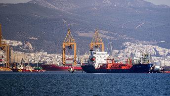 Порт Салоников отдан в концессию западным компаниям