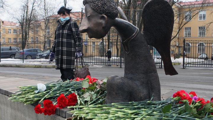 Не одним «Печальным ангелом» едины. В Петербурге появится памятник всем жертвам коронавируса