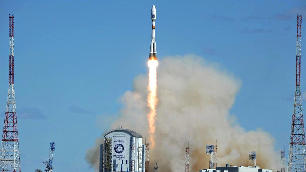Космодром Восточный. Онлайн-трансляция запуска ракеты Союз-2 28 ноября