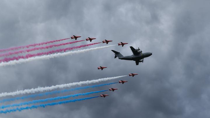 Обойдемся без Фарнборо: Россия в этом году пропустит три крупнейшие военные выставки
