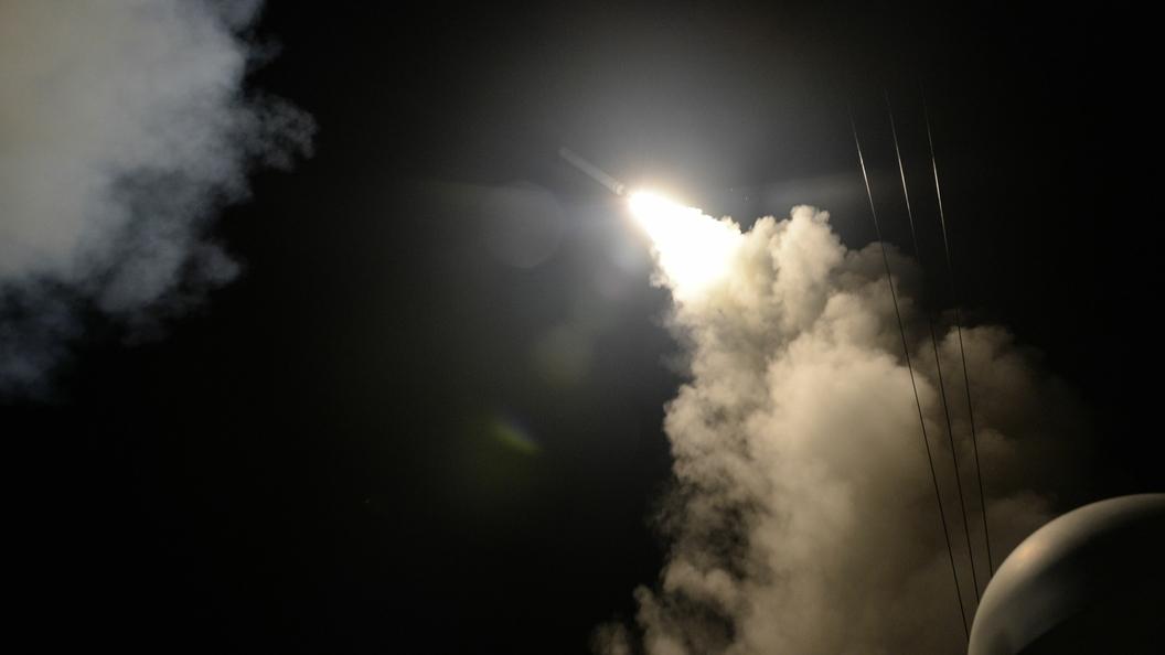 Девять мирных жителей погибли при ударе коалиции США в Сирии