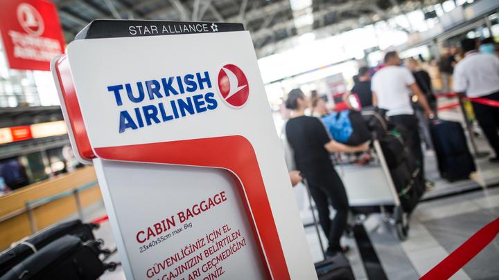 В самолете Turkish Airlines пассажир умер из-за сахарного диабета