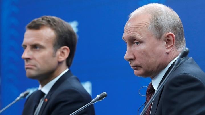 Зачем Франция делает из России «империю зла»?