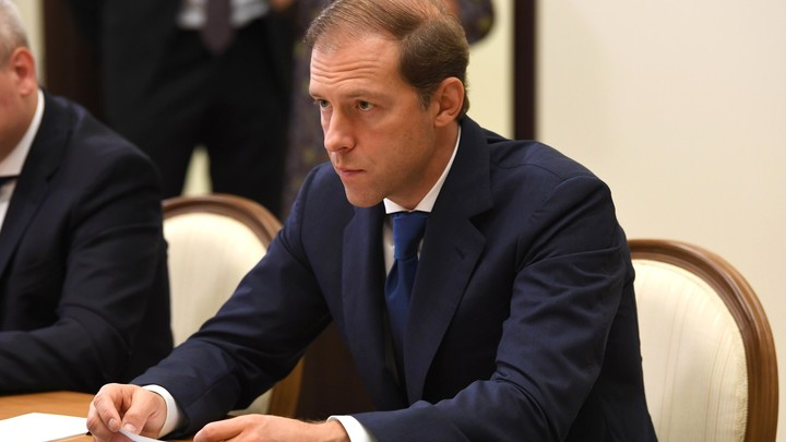 Глава Минпромторга оправдался за громкие аресты в ведомстве: Это не значит, что много нарушений