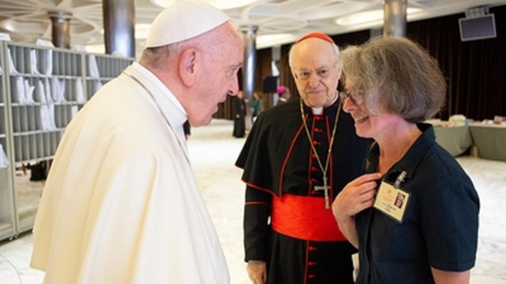 Папа римский на службе глобалистов: Ватикан прокололся на вакцине - аналитик