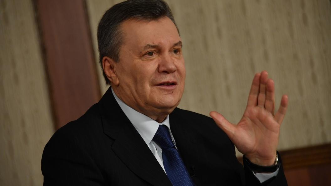 МинистрыЕС утвердили продление санкций против Януковича