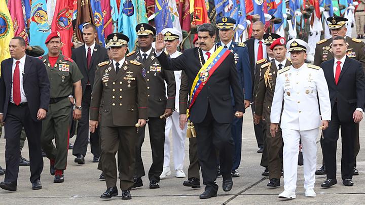 Почему армия никогда не предаст Мадуро